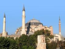 Hagia Sophia em Istambul Fotos de Stock Royalty Free