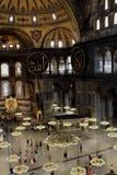 Hagia Sophia en Estambul Imagenes de archivo