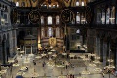Hagia Sophia en Estambul Fotografía de archivo libre de regalías