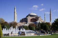 Hagia Sophia, Estambul, Turquía Foto de archivo