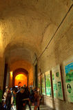 Hagia Sophia gallery Stock Photography
