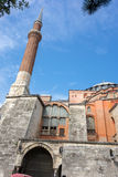 Hagia Sophia. Is the greatest monument of Byzantine Culture in Istanbul, Turkey stock photo