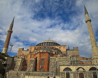 Hagia Sophia. Travel turkey istanbul Royalty Free Stock Photos