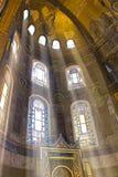 Hagia Sophia Innenraum stockbild