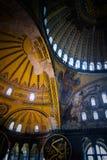 Hagia Sophia interior Stock Images