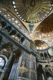 Hagia Sophia Interior Detail royalty-vrije stock fotografie