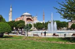 Hagia Sophia, Istambul imagens de stock