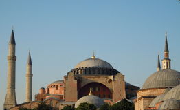 Hagia Sophia, Istambul Imagem de Stock Royalty Free