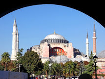 Hagia Sophia Stock Photo