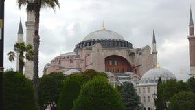 Hagia Sophia, Istanboel stock footage
