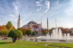 Hagia Sophia Istanbuł Zdjęcie Royalty Free