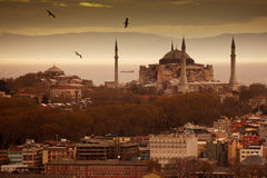 Hagia Sophia IstanbuI Turkey Royalty Free Stock Image