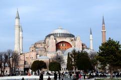 Hagia Sophia Istanbul royaltyfria bilder