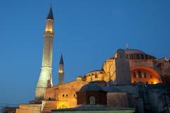 Hagia Sophia, Istanbul Royalty Free Stock Image