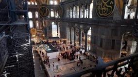 Hagia Sophia Istanbul stock footage
