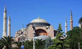 Hagia Sophia, Istanbul. photos libres de droits