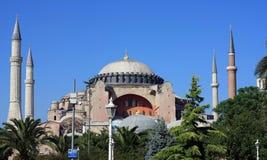 Hagia Sophia, Istanbul. Royalty Free Stock Photos