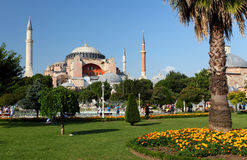 Hagia Sophia - Istanbul Royalty Free Stock Photography