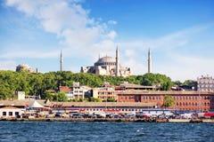 Hagia Sophia, Istanbul Royalty Free Stock Photography
