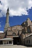 Hagia Sophia in Istanbul Stock Images