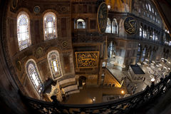 Hagia Sophia - Istanbul Stock Image