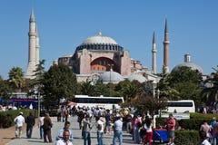 Hagia Sophia - Istanbul Royalty Free Stock Photography