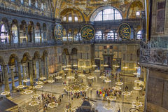 Hagia Sophia - Istanbul Royalty Free Stock Photo