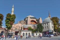 Hagia Sophia - Istanbul Stock Photo