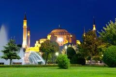 Hagia Sophia, Istanbul Stock Photos