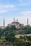 Hagia Sophia in Istanbul stockfoto
