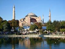 Hagia Sophia Istanbul Imagens de Stock
