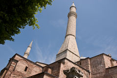 Hagia Sophia in Istanbul Stockfotografie