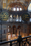Hagia Sophia in Istanbul Royalty Free Stock Images