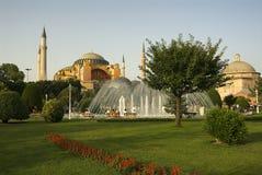 Hagia Sophia in Istanbul. Turkey Royalty Free Stock Photo
