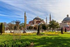 Hagia Sophia Istanbul Stock Image
