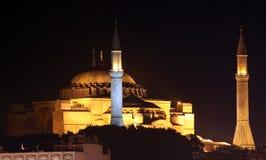 Hagia Sophia, Istanbul, dinde photos stock