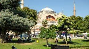 Hagia Sophia, Istanbul Stock Image