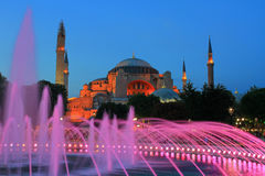 Hagia Sophia, Istanbul Royalty Free Stock Images