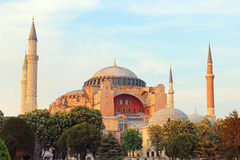 Hagia Sophia, Istanbul, Turkey Royalty Free Stock Photo
