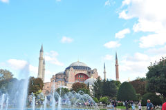 Hagia Sophia,Istanbul,Turkey Stock Photo