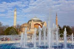Hagia Sophia, Istanbul, Turkey Stock Photos
