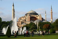 Hagia Sophia Royalty Free Stock Images