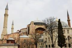 Hagia Sophia - Istanbul Stock Images