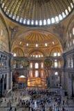 Hagia Sophia Istanbul Turkey Arkivfoto