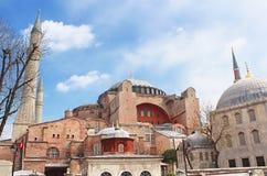 Hagia Sophia, Istanbul, Turkey Royalty Free Stock Images