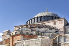 Hagia Sophia, Istanbul, Turkey Royalty Free Stock Photography