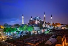 Hagia Sophia - Istanbul, Turkey Stock Images