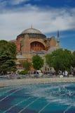 Hagia Sophia in Istanbul, Turkey Royalty Free Stock Image