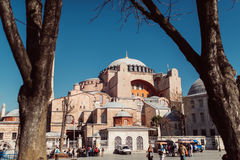 Hagia Sophia, Istanbul, Turkey Stock Photography