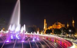Hagia Sophia. In Istanbul, Turkey Stock Photo